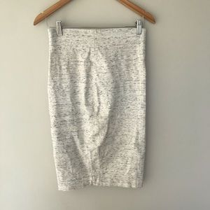 ARITZIA Wilfred fitted pencil skirt